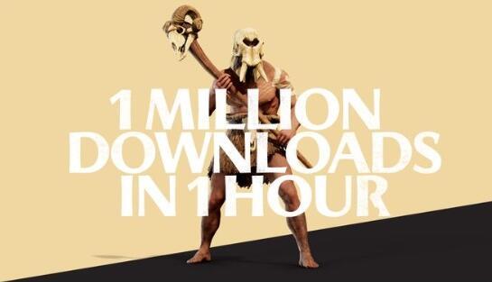 《全面战争传奇:特洛伊》Epic上线1小时下载超百万