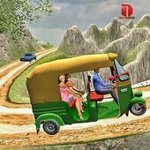 山地自动人力车