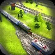 超级山地火车模拟器