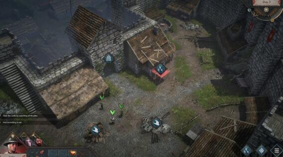 《征服的荣耀:围城》即将上架 序章Steam免费