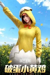 和平精英小黄鸡套装怎么获得