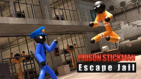 火柴人监狱逃脱截图