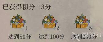江南百景图百花礼盒都有什么