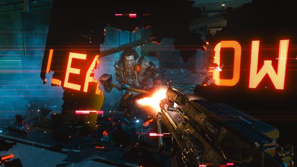 12月10日赛博朋克2077正式上架,未来世界的真相等待你来发现