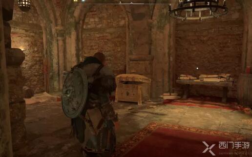 刺客信条英灵殿西恩贝莉城堡宝藏在哪里