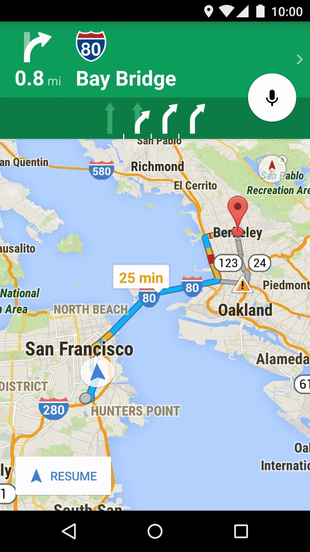 谷歌地图2021高清卫星地图手机版截图
