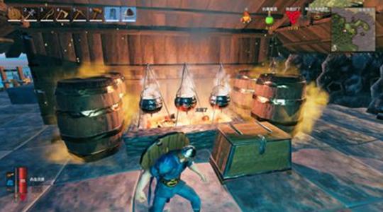 英灵神殿发酵桶怎么用
