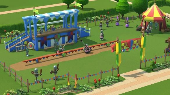 《双点大学》游戏爆料 经营模拟游戏续作