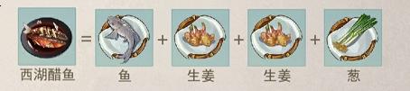 江湖悠悠西湖醋鱼食谱