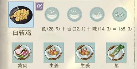 江湖悠悠白斩鸡食谱