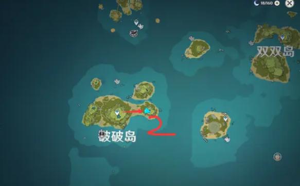 原神金苹果群岛水位解密攻略