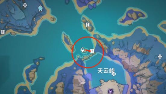 原神清籁岛拍照位置在哪