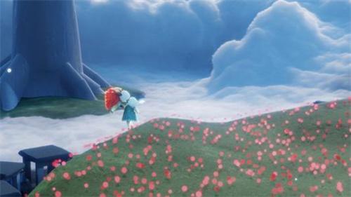 光遇怎么签到领小红花