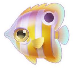 摩尔庄园蝴蝶鱼怎么获得