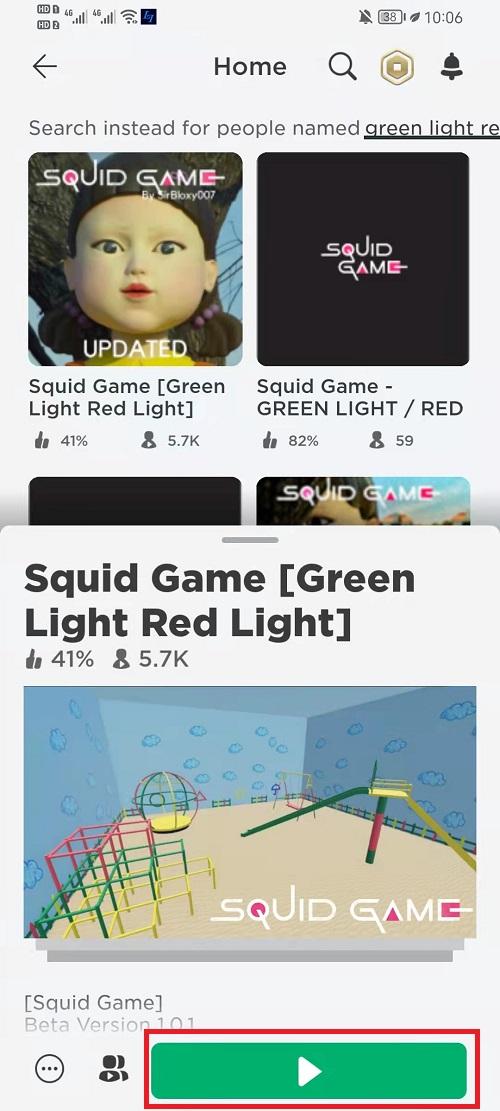 roblox鱿鱼游戏手机版怎么玩