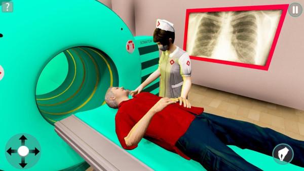 医院手术模拟器