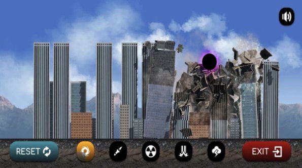 城市粉碎模拟器14种灾难