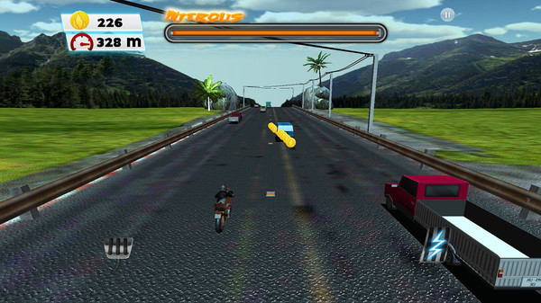 真实摩托车模拟器
