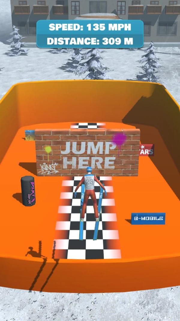 斜坡滑雪安卓版