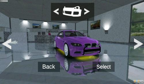 欧洲豪华车模拟中文版