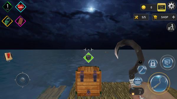 木筏求生海洋模拟安卓版