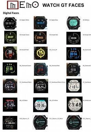 华为手表第三方表盘应用