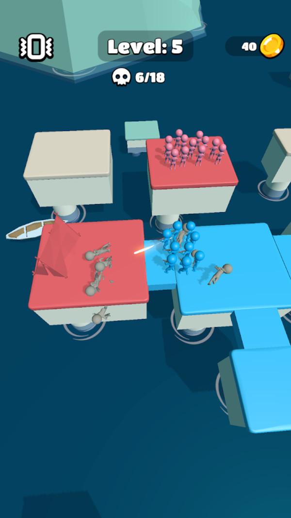 岛屿征服3D