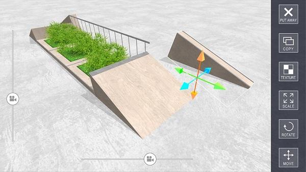滑板空间无限金币版
