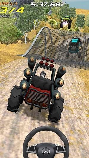 越野怪物战车