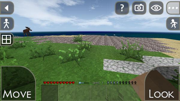 生存战争2野人岛连锁挖矿双人版