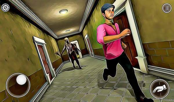 可怕的教师之家逃脱