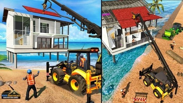 海滨别墅建造者