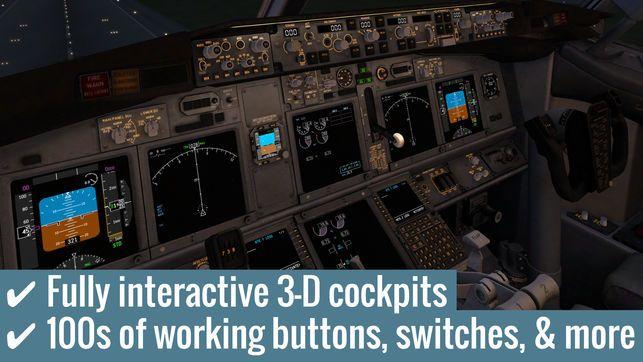 专业模拟飞行10