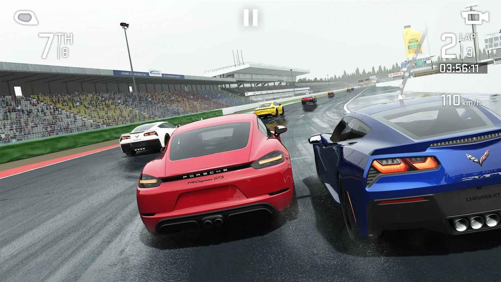 真实赛车4测试版